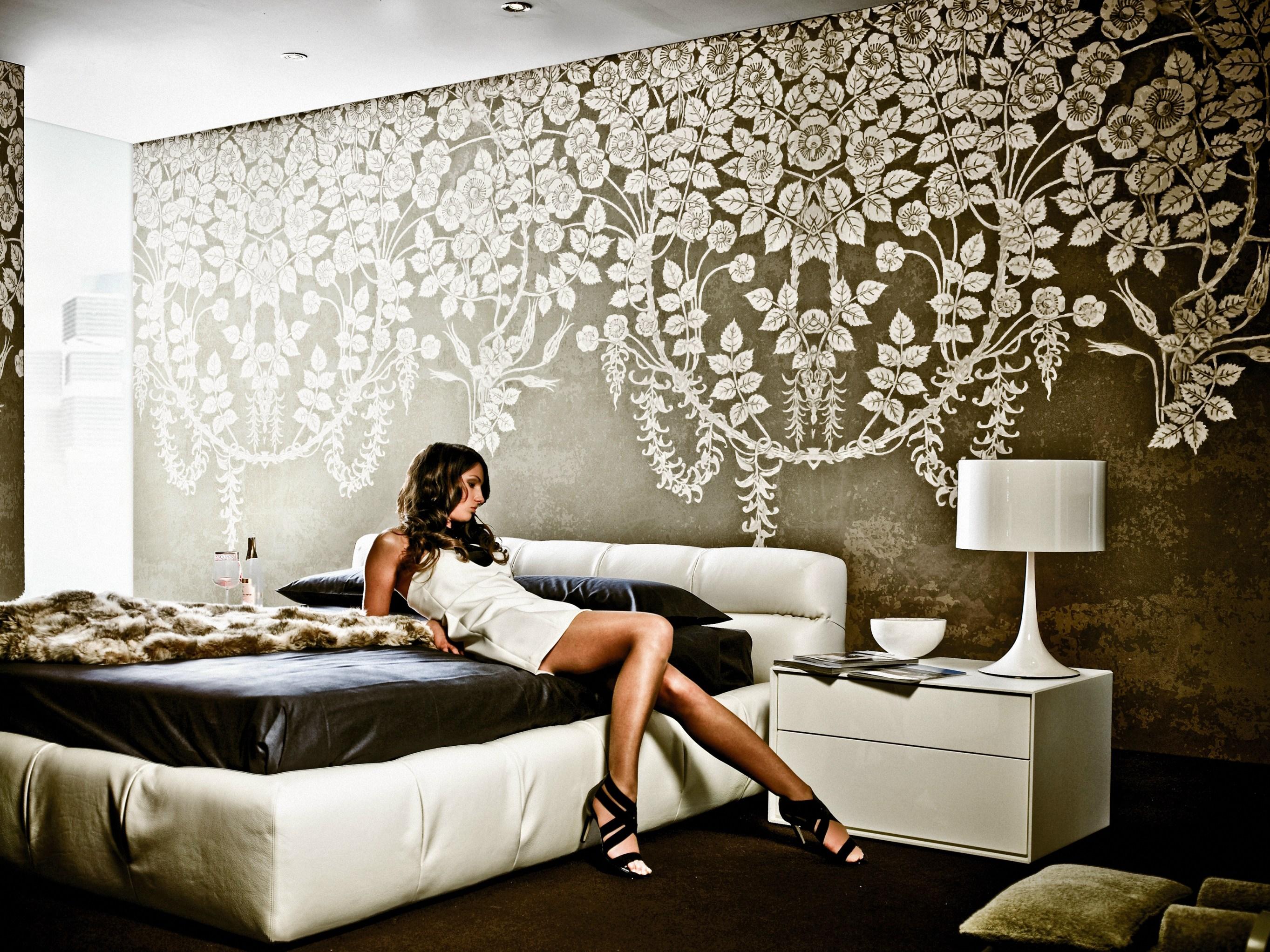 Papier peint design un style ind modable pour mon salon for Parati particolari