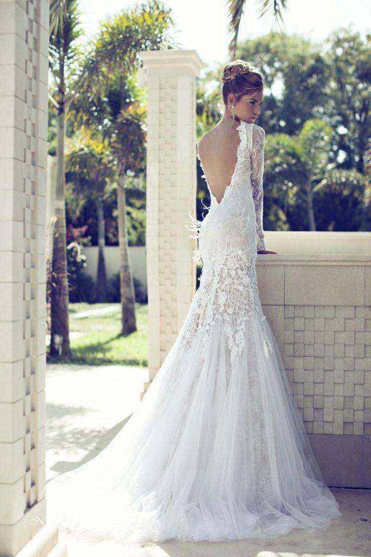 Choisir le modèle de sa robe de mariée