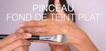 Utilisation pinceau maquillage, comment bien exploiter le contenu de sa trousse ?