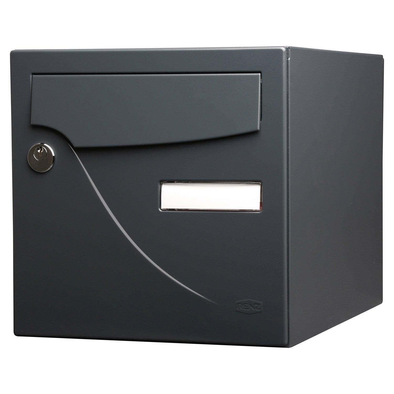Pas question d'avoir la même plaque de boîte aux lettres que son voisin