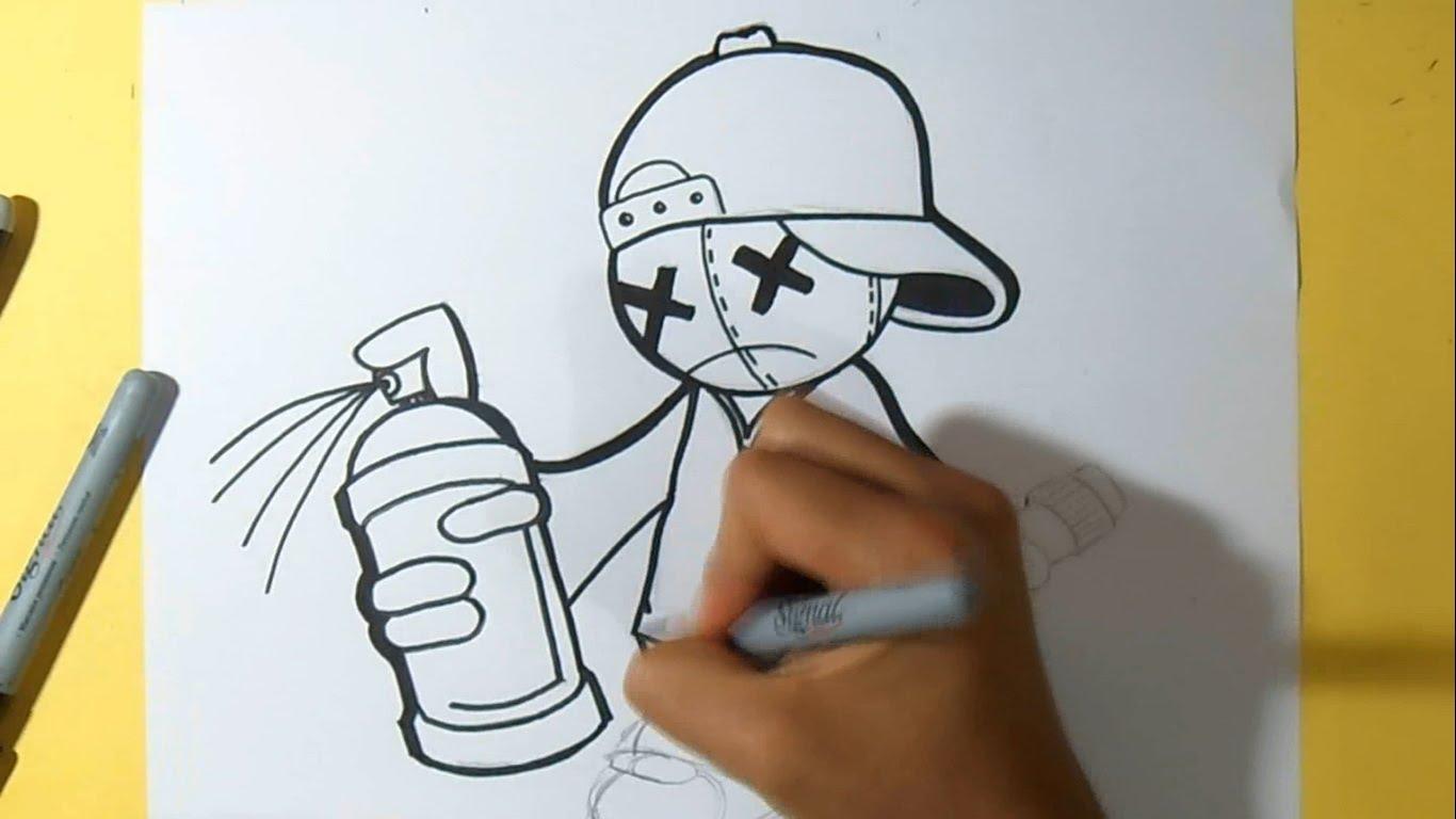 Comment dessiner des tag - Des dessin facile ...